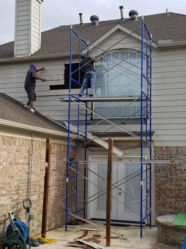 Dallas Scaffolding Rental